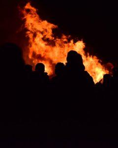 Shoreham Bonfire 2016. Image taken by: Sean Stones