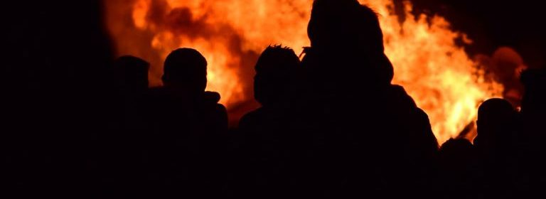 Shoreham Bonfire 2016. Image taken by: Sean Stones