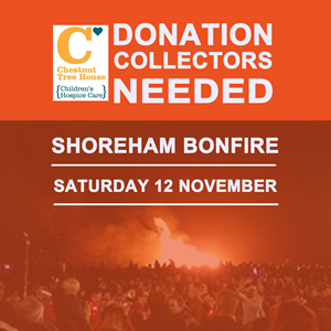 Shoreham Bonfire donation collectors needed